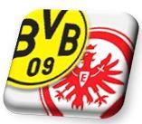BVB gegen Eintracht Frankfurt