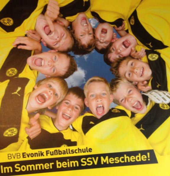 foto Evonik Fußballschule