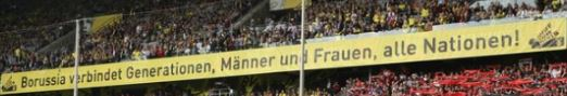 Borussia verbindet