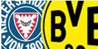 Im DFB-Pokal bei Holstein Kiel