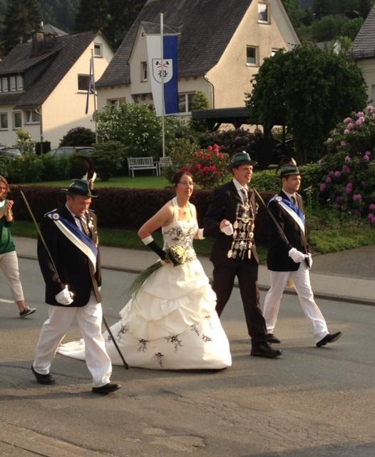 WP-Schützenkönigin 2012 – Jetzt mitmachen und abstimmen!