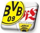 Borussia gegen Stuttgart