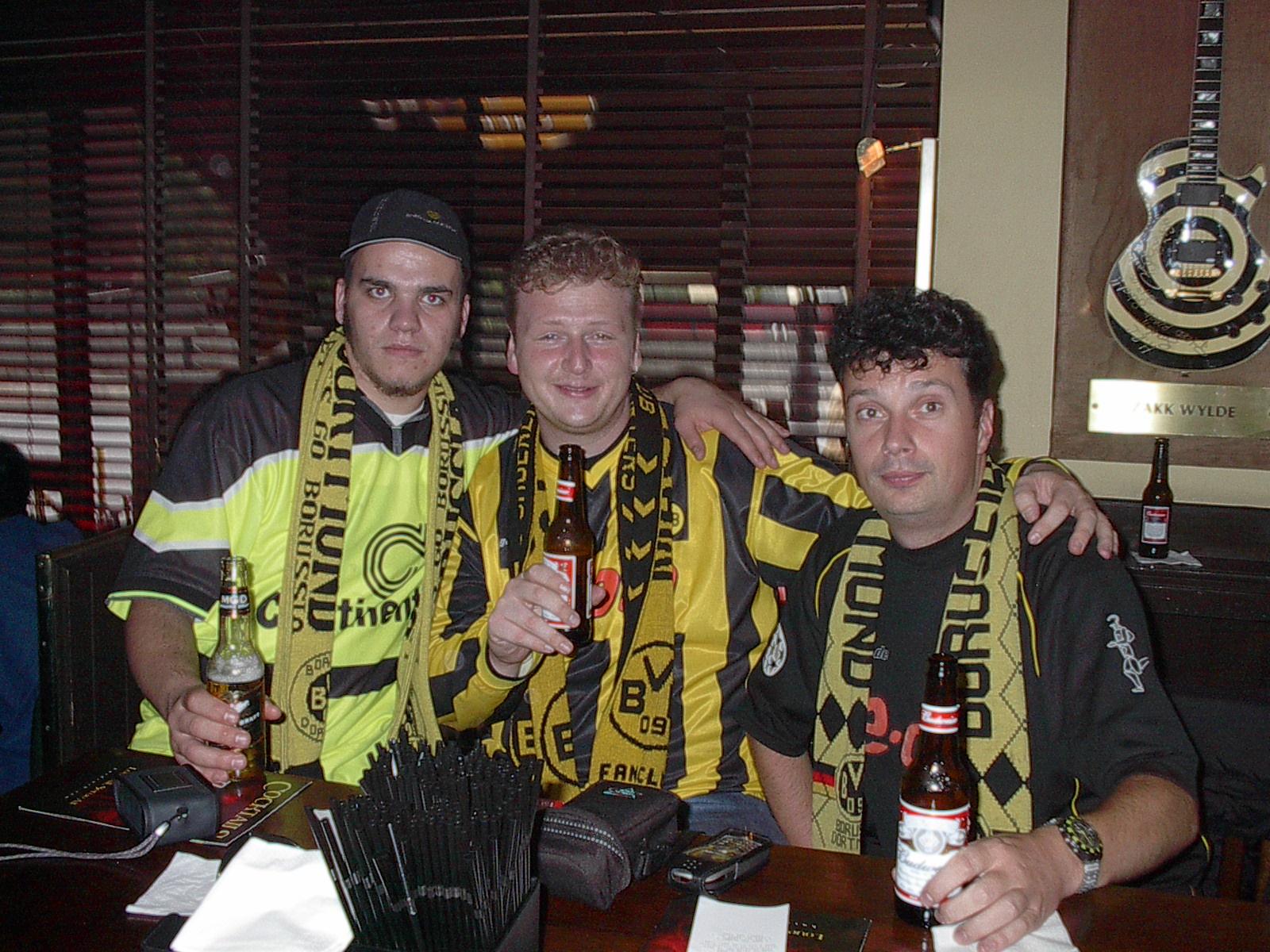 FC Arsenal gegen BVB – Vor fast genau zehn Jahren