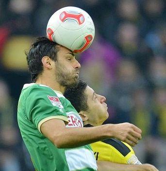 Fotostrecke vom Spiel gegen Fürth