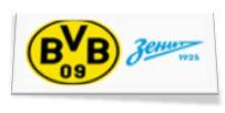 BVB gegen Zenit