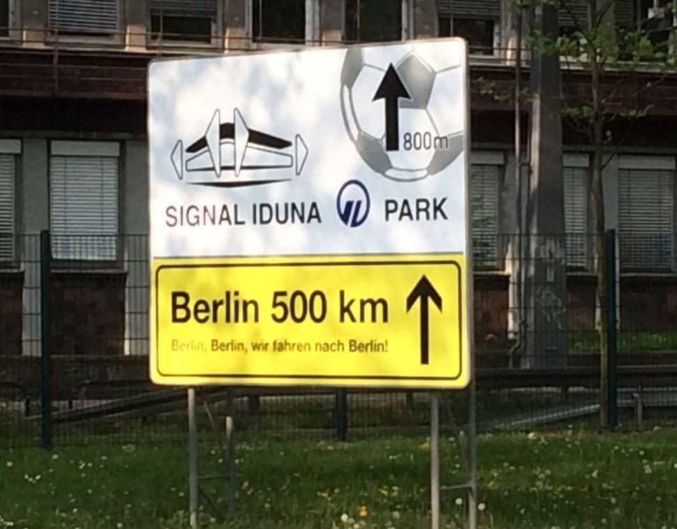 Berlin, Berlin,…