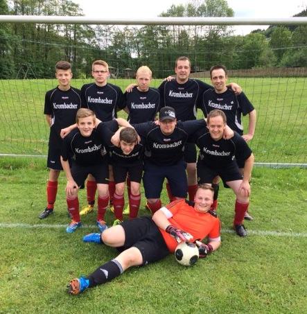 Fanclub-Mannschaft spielt heute in Silbach