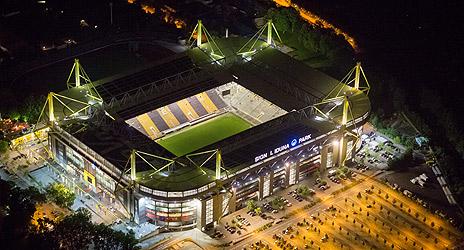 Borussia empfängt am Dienstag Legia Warschau