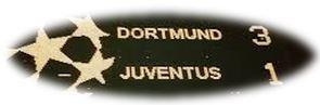 Champions-League-Aus nach 0:3 gegen Juve