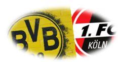 BVB gegen 1. FC Köln