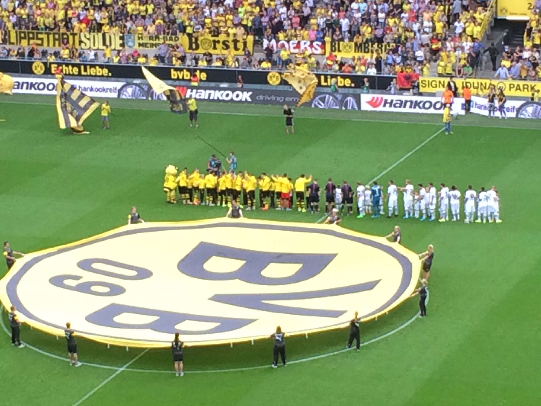 Letztes Heimspiel gegen Düsseldorf