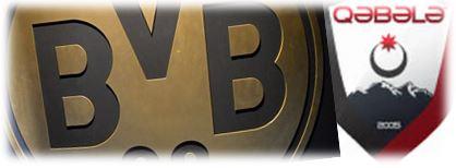 Am Donnerstag: Borussia empfängt Qäbälä