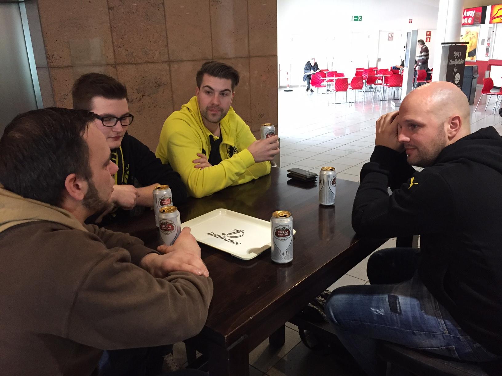 Westernbödefeld – Brüssel – Porto – 40 überragende Stunden unseres Lebens…