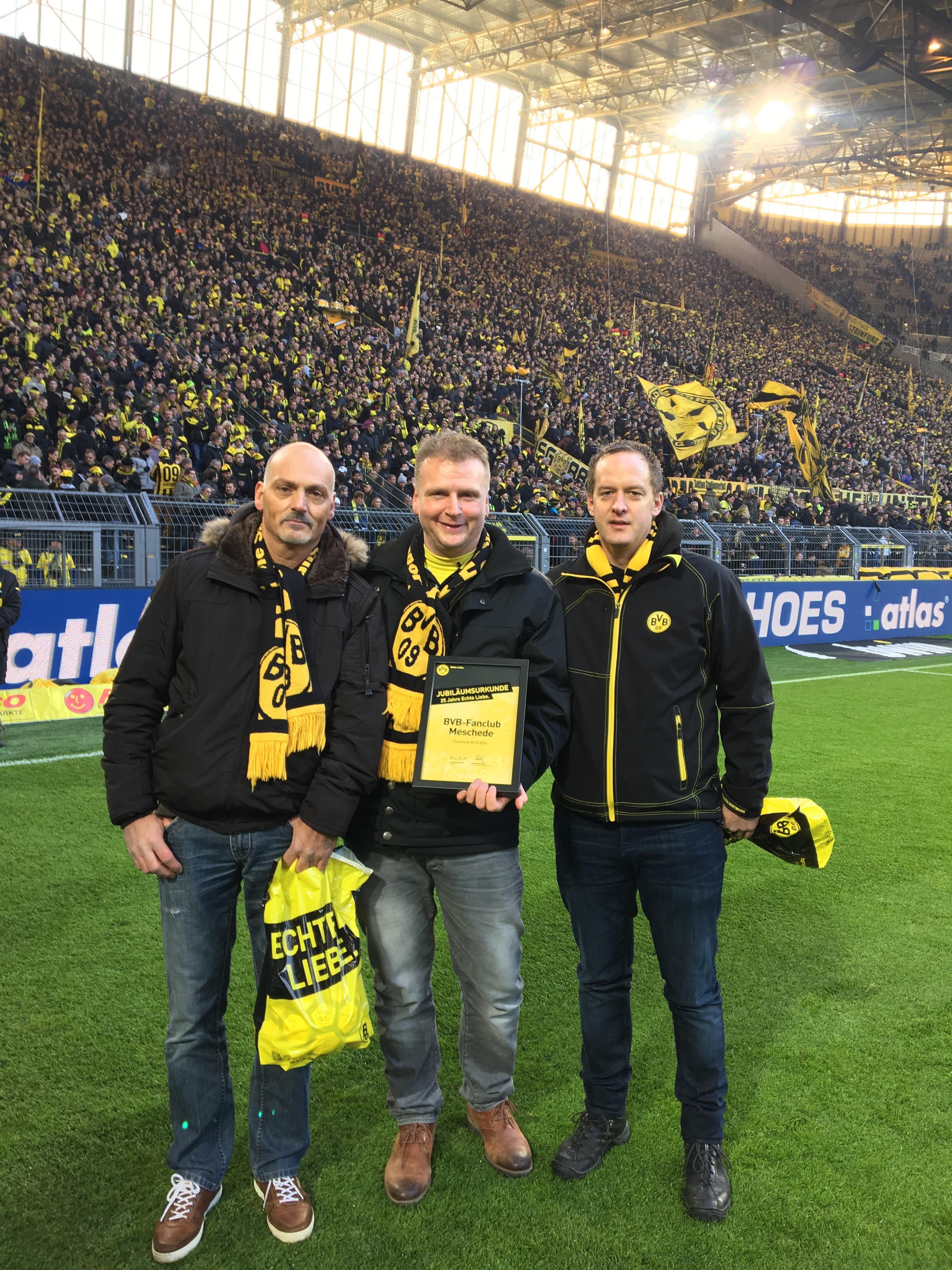 25 Jahre BVB-Fanclub Meschede