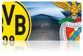 Das Rückspiel gegen Benfica Lissabon am kommenden Mittwoch