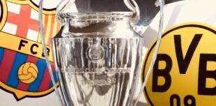 Am Dienstag gegen Barca!